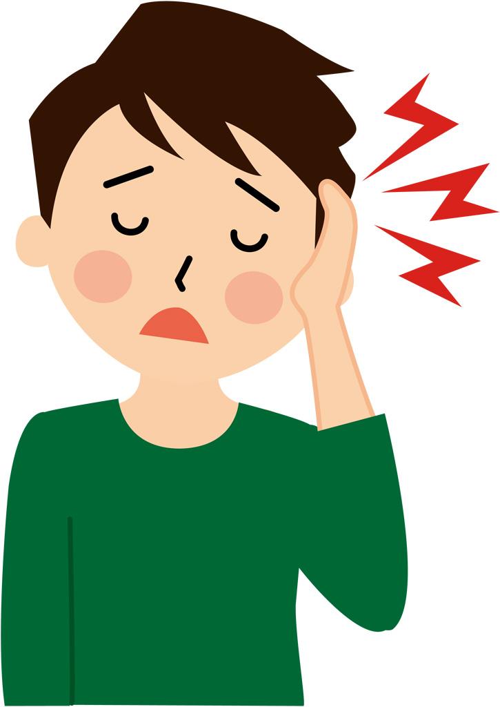 帯状疱疹の痛み
