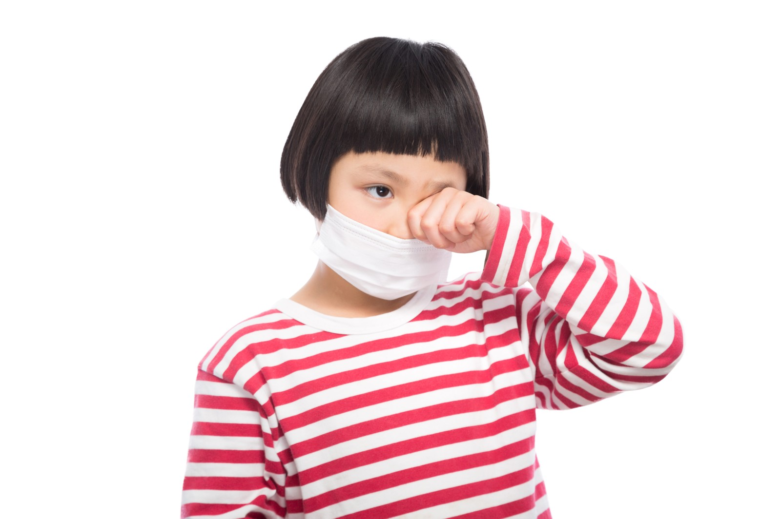花粉症で目のかゆみ